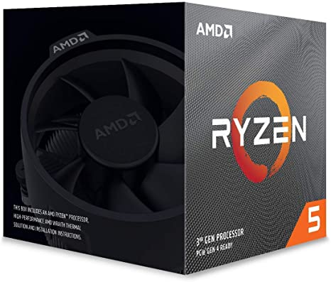 AMD RYZEN 5 3600-XT | 6-CORES / 12-THREADS - 3.80/4.50GHZ - 95W TDP