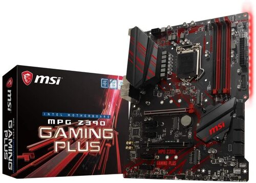 MSI Z390 GAMING PLUS | ATX - RGB