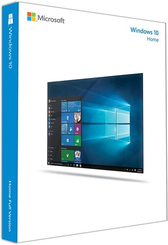 MICROSOFT WINDOWS 10 HOME 64BIT | 1PK DVD-ITA