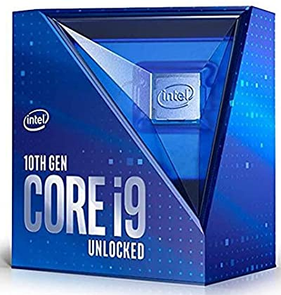 INTEL CORE I9-10900K | 10-CORES / 20-THREADS - 3.70/5.30GHZ - 125W TDP IGP