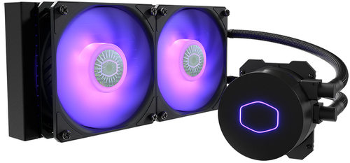COOLERMASTER MASTERLIQUID ML-240L V2 | RGB - 240MM
